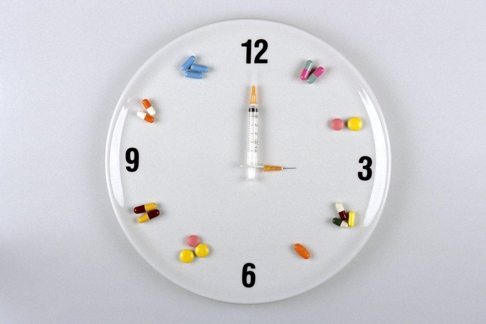 Seis medicamentos que cambian su eficacia según la hora a la que se toman