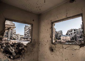Reconstrucción de Siria