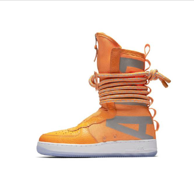 new products 551c3 81aeb Todo aficionado a las zapatillas conoce (o debería conocer) las Air Force 1,