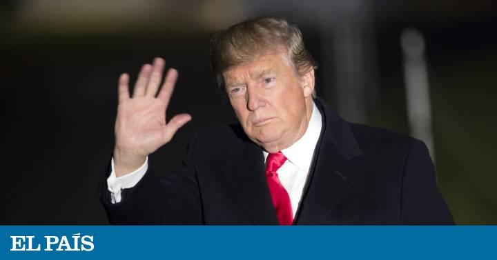La dieta Trump: dos filetes, dos 'big mac' y un batido