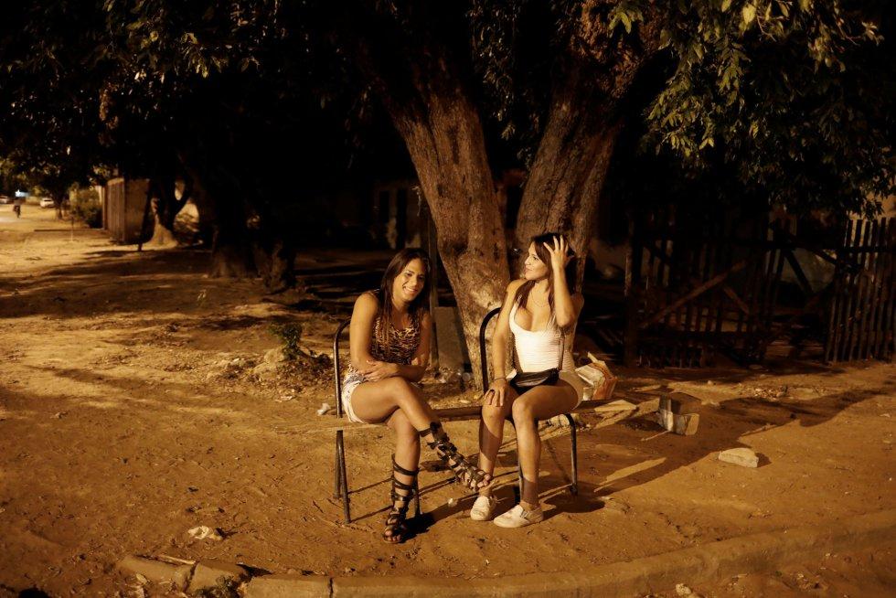 Проститутки бразилия проститутки городе новочеркасск