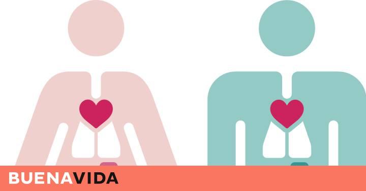 riesgo de diabetes y enfermedades del corazón hombres y mujeres
