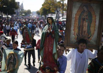 La peregrinación a la Basílica de Guadalupe, en imágenes