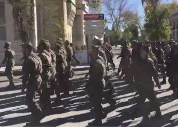 La Fiscalía de Cádiz archiva la denuncia contra los cánticos machistas de la Legión en Sanlúcar