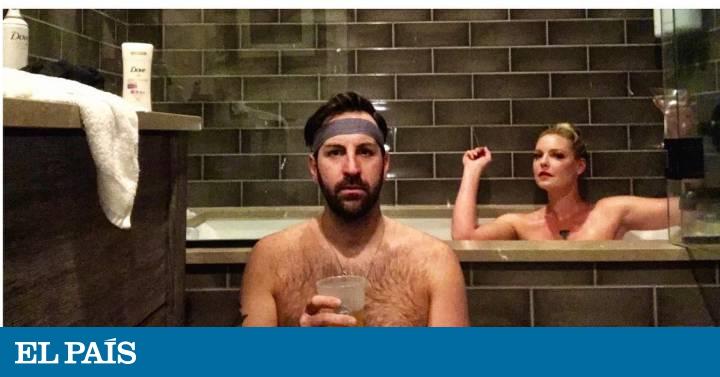 Katherine Heigl Celebra Con Humor Y Desnuda 10 Años De Matrimonio