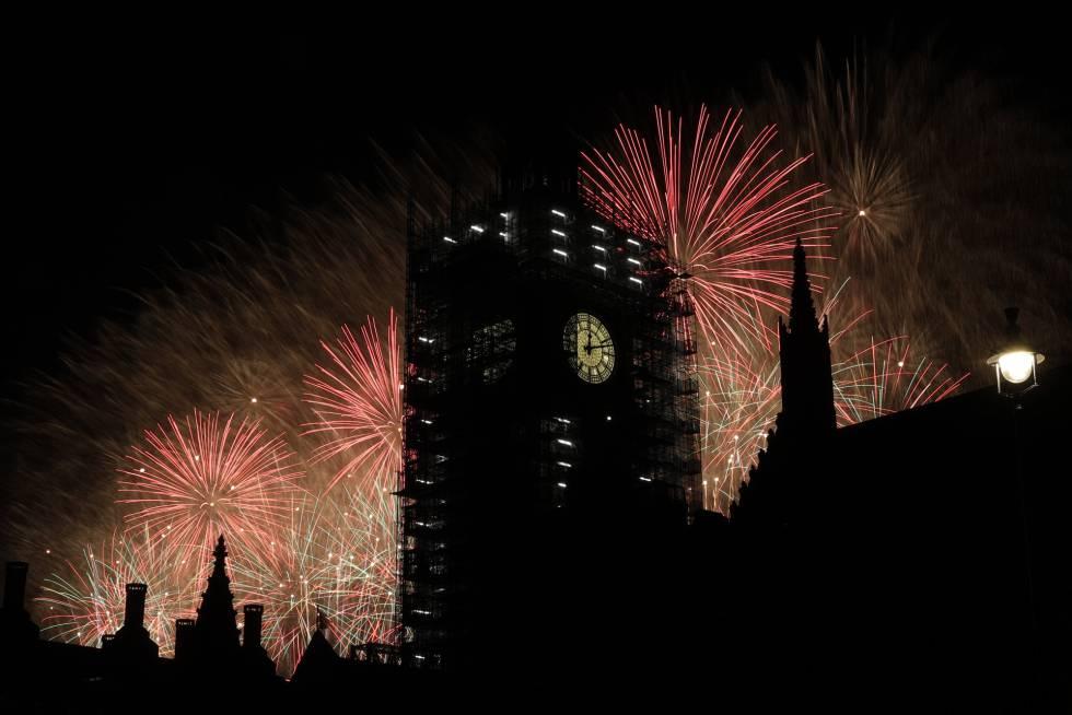 Fotos Feliz Año Nuevo 2018 Las Celebraciones Alrededor Del Mundo
