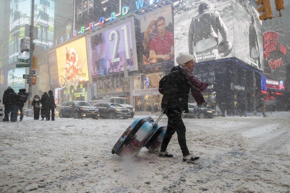 05a071f9b54 Fotos  Ciclón bomba  La ola de frío en Estados Unidos