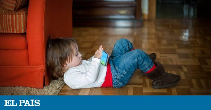 dafbb8b7a4e A pressão interna na Apple para prevenir o vício de crianças pelo iPhone |  Tecnologia | EL PAÍS Brasil