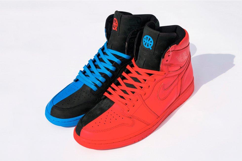 bea5944396981 Fotos  Las nuevas Air Jordan x Levi s y otras colaboraciones ...