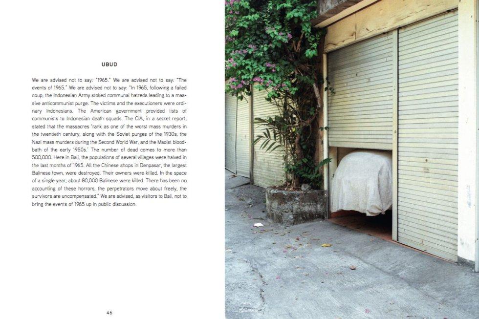 Blind Spot, de Teju Cole. Editado por Ramdom House