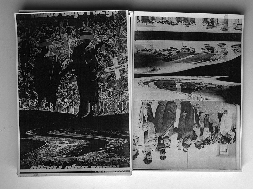 Memorial, de Julián Barón. Editado por KWY Ediciones