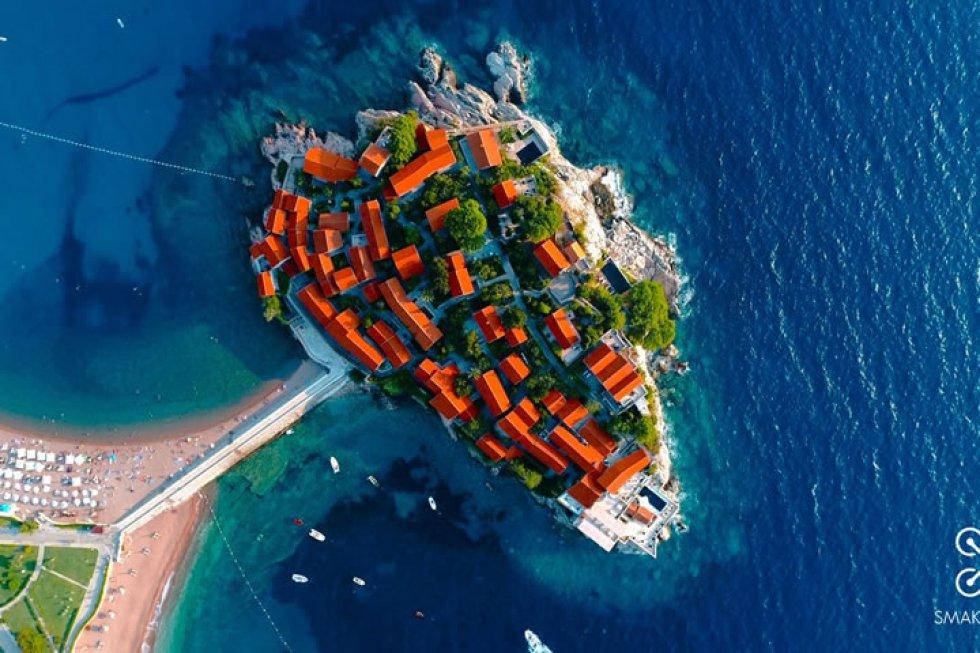 Hotel Sveti Stefan (Montenegro)