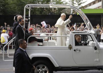 La visita del papa Francisco a Chile, en imágenes