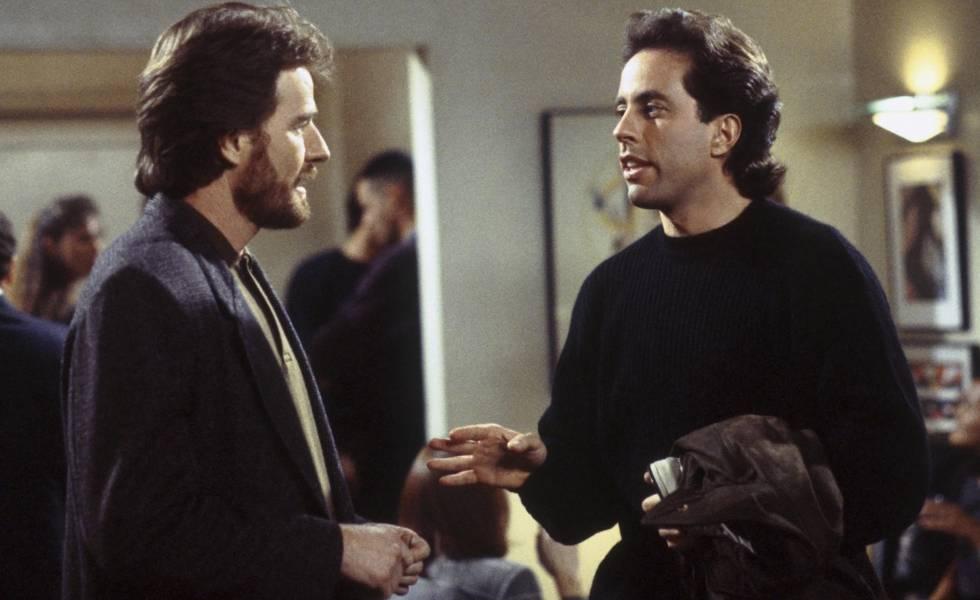Aunque 'Expediente X' unió a Vince Gilligan y Bryan Cranston, la serie que tienen en común más actores de 'Breaking Bad' es la comedia 'Seinfeld'. Bryan Cranston interpretó a Tim Whatley, el dentista de Seinfeld. Anna Gunn fue Amy, una de las novias del protagonista. Pero también otros secundarios como Bob Odenkirk, Jessica Hetch y Larry Hankin pasaron por la comedia de NBC.