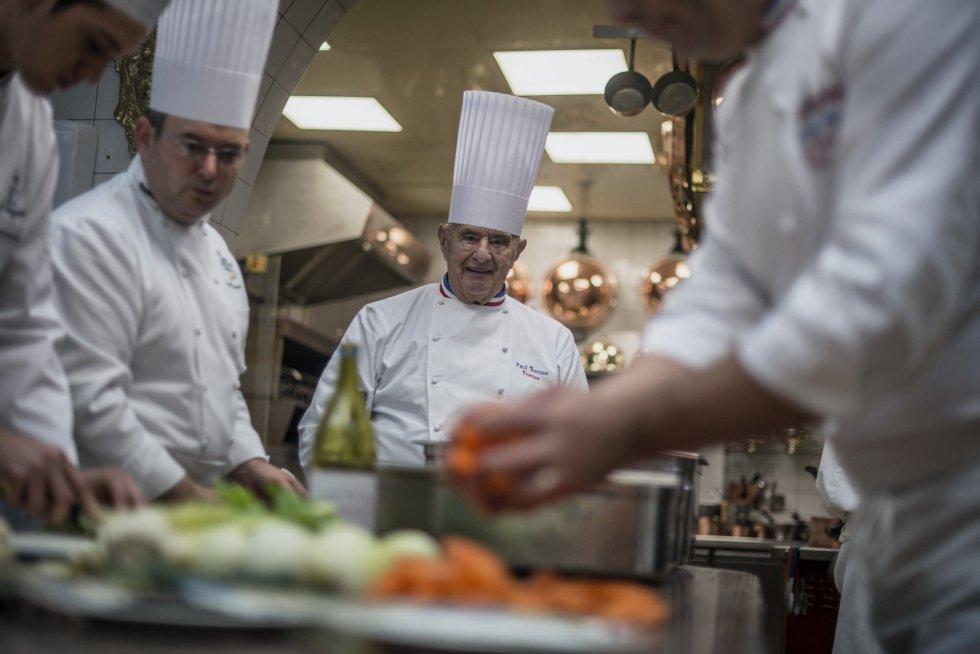 Fotos muere el cocinero franc s paul bocuse gente y for Frances culinario 1