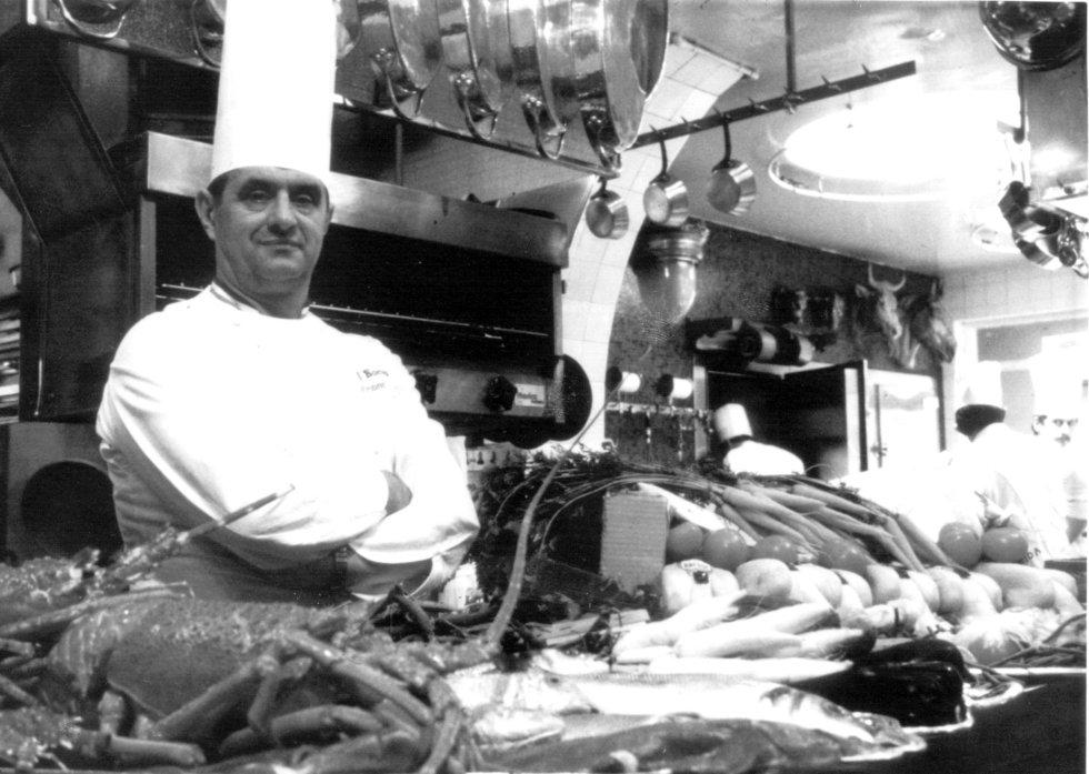 Fotos muere el cocinero franc s paul bocuse gente y for Cocinero en frances