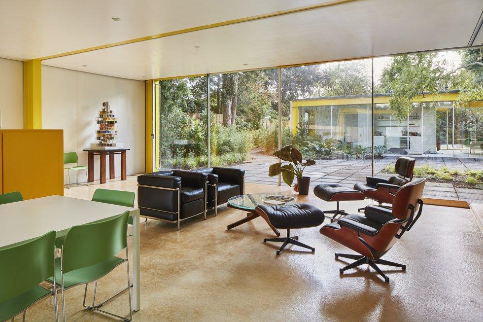 Fotos: Una casa de estética industrial a las afueras de Londres | EL ...