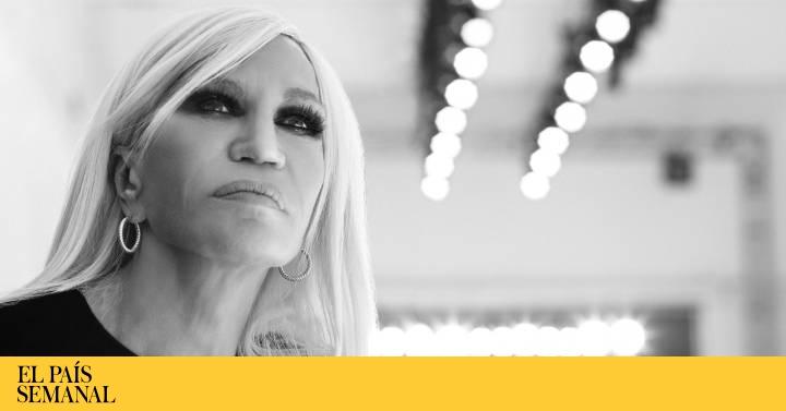 "Donatella Versace  ""Me daba miedo revivir la muerte de mi hermano""   EL  PAÍS Semanal eabc4fbfb6b9"