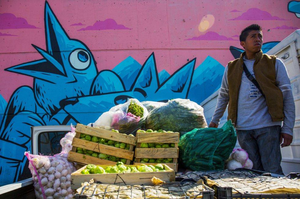 """El planteamiento general de la muestra muralista se desenvuelve en la idea del bienestar social, de acuerdo a lo que ha sido expresado por la coordinadora del proyecto Laura Itzel González, quien trabajó a través de la 'agencia de cultura sustentable """"We Do Things"""""""