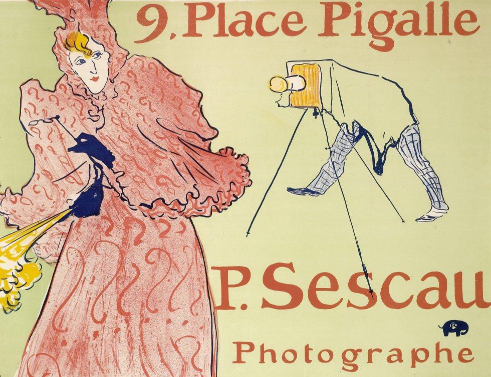 Fotos: Los carteles de Toulouse-Lautrec | Madrid | EL PAÍS