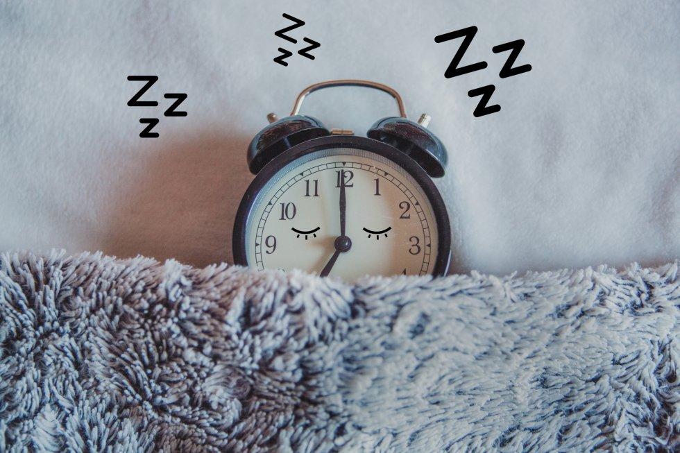 horas dormir
