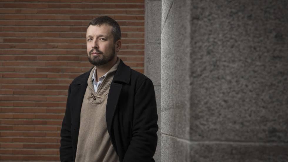 Hay 11.000 investigadores como José Manuel Fernández