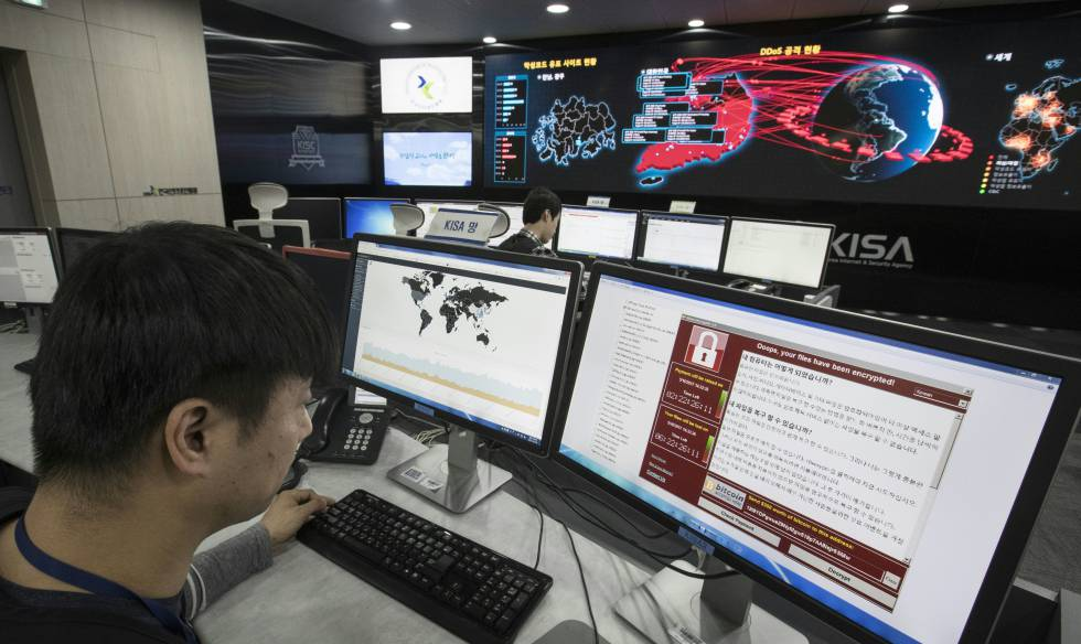 Ciberataques desde el Kremlin