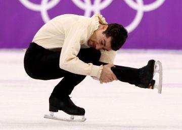 Javier Fernández logra la medalla de bronce en los Juegos Olímpicos, en imágenes