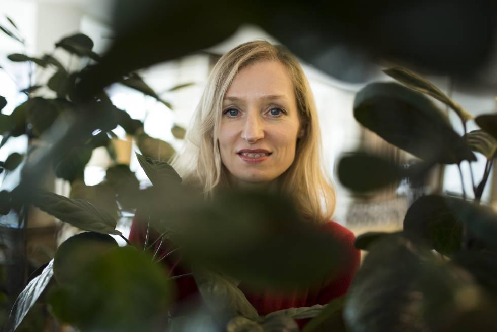 """Corine Pelluchon: """"Hay que ser valientes para asumir el sufrimiento que causamos a los animales"""""""