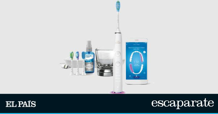 Philips Sonicare DiamondClean Smart  el cepillo de dientes que se controla  desde el móvil  2a55982b9ff0