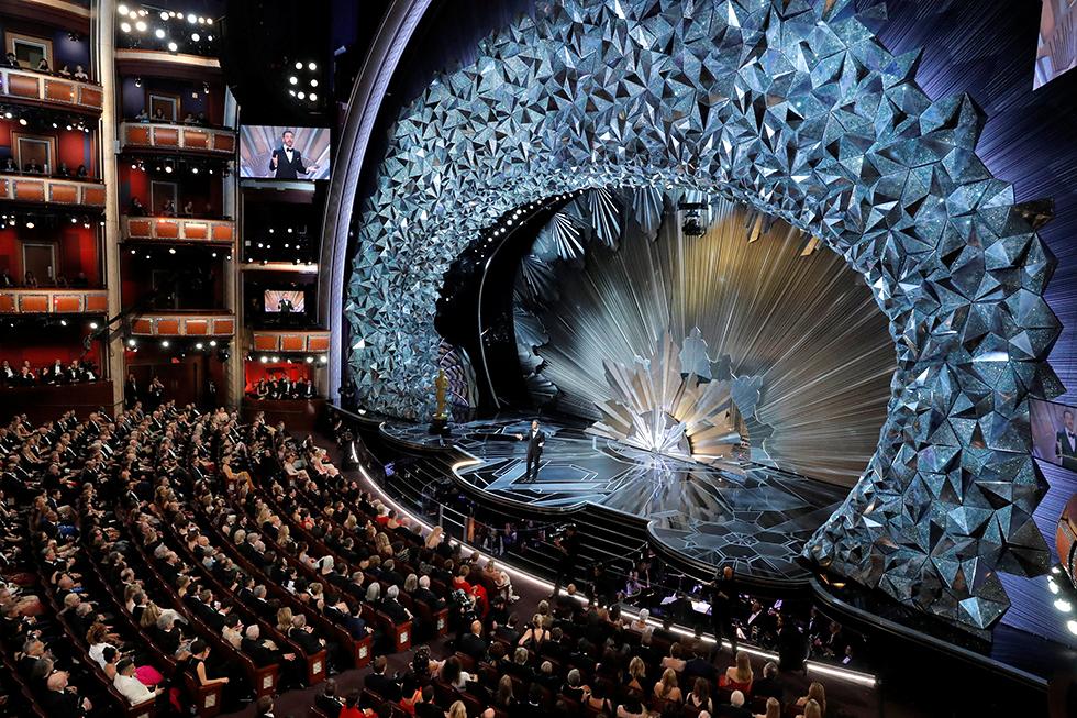 La 90 edición de los Óscar arranca en el Teatro Dolby de Hollywood (California), una gala presentada por Jimmy Kimmel.