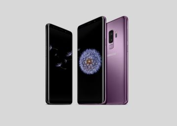 El Galaxy S9 Plus supera en ventas al iPhone X