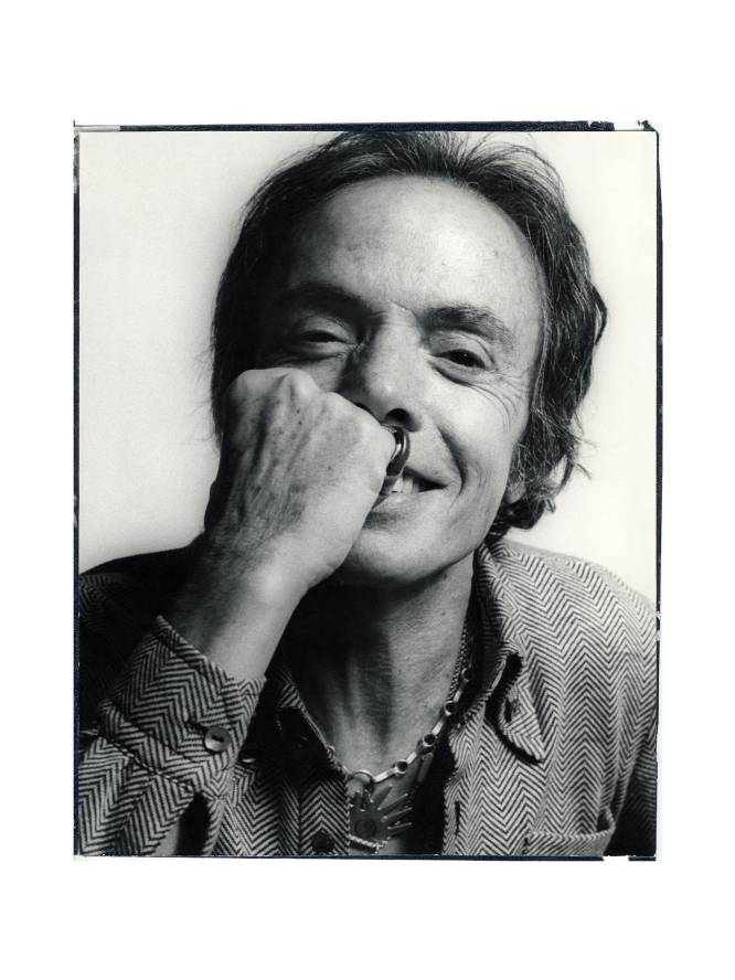 Retrato del modista Manuel Pertegaz.