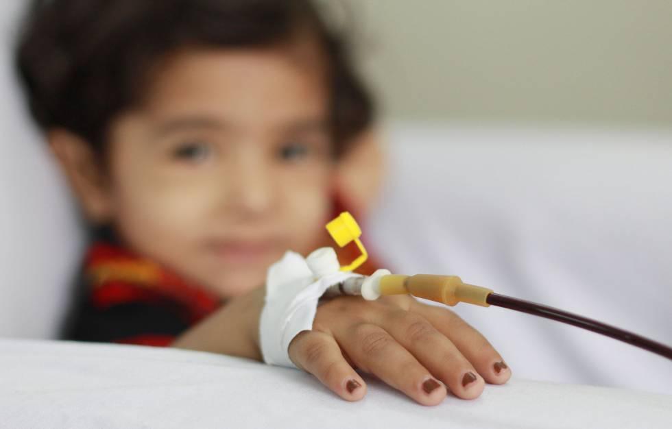 Una terapia génica evita la enfermedad que obliga a recibir transfusiones sanguíneas de por vida