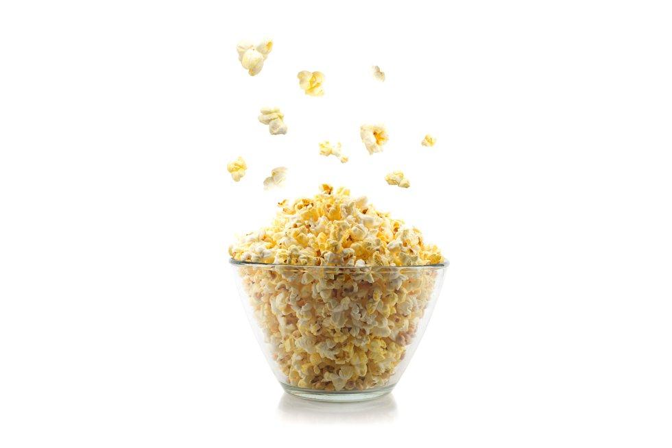 cuantas calorias tienen las palomitas del cinepolis
