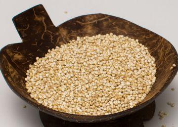 """""""Con quinoa"""" no significa que sea más sano"""