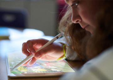 El nuevo iPad gana tamaño de pantalla e incluye desbloqueo facial