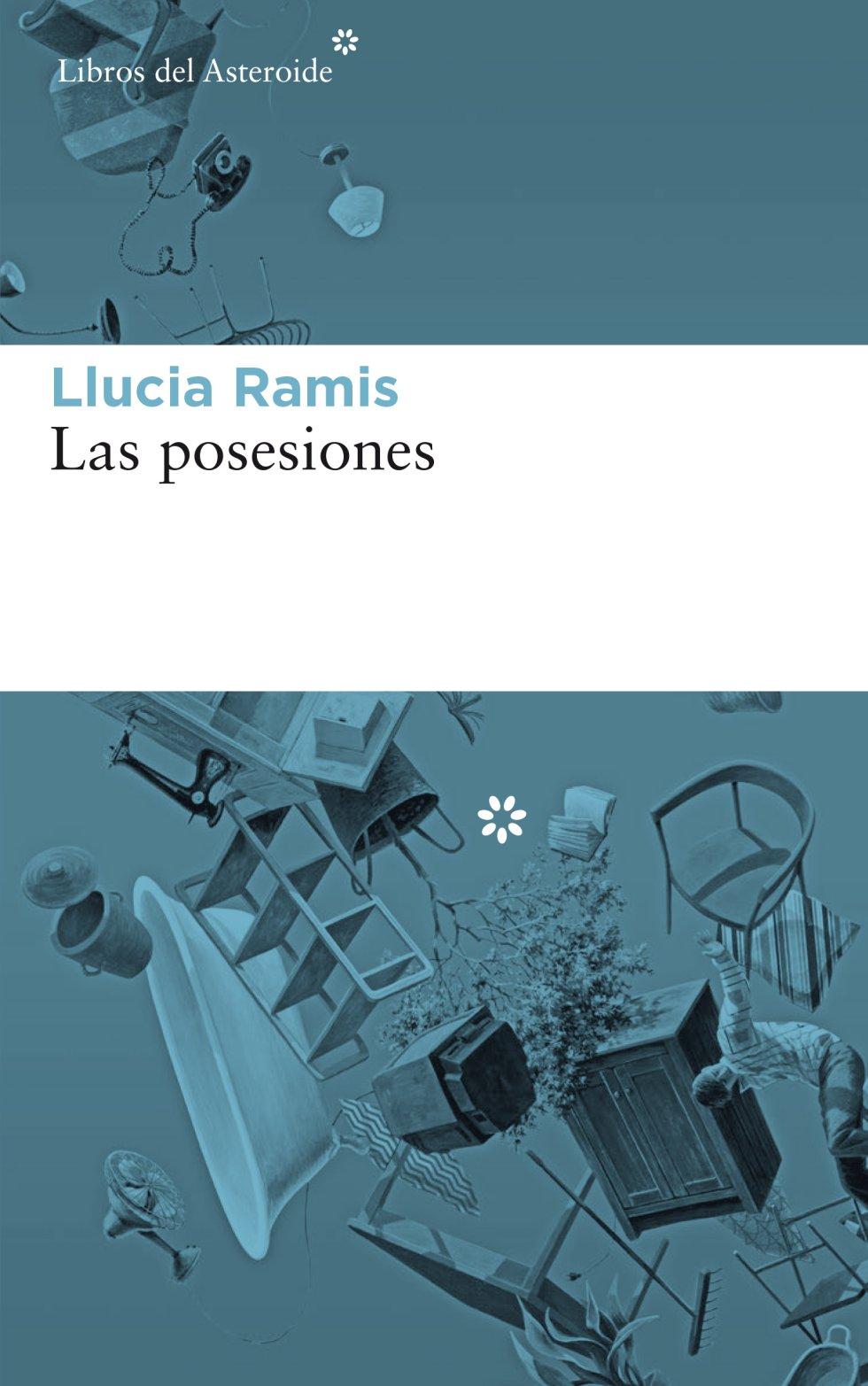 """HÉROES, FANTASMAS Y LADRONES. """"Con la versión en catalán de este libro, Llucia Ramis (Palma, 1977) ganó el Premi Llibres Anagrama de Novel·la de este año. Ramis es también autora de 'Cosas que te pasan en Barcelona cuando tienes 30 años' (2008), 'Egosurfing' (2010) y 'Todo lo que una tarde murió con las bicicletas' (2013). El planteamiento de 'Las posesiones' se sostiene en un tono narrativo tanto rápido e inteligente como de una gran densidad sensorial y poder evocativo"""". Por CARLOS ZANÓN"""