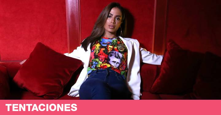 Anitta Me Critican Más Por Ser Joven Y Mujer