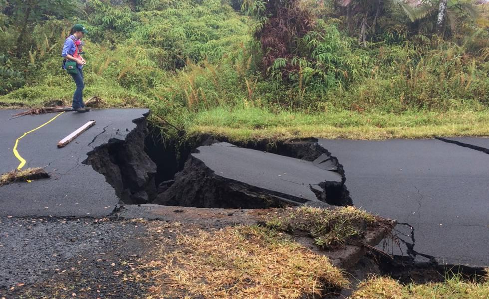Fotos: La erupción del volcán Kilauea de Hawái, en imágenes ...