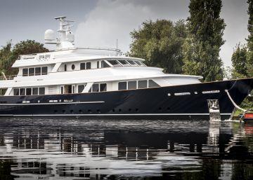 Amancio Ortega se compra un nuevo barco para navegar por Galicia