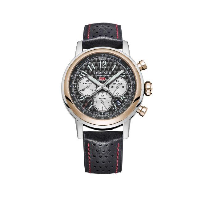 dcc7aadbf5f9 Hace 30 años que la manufactura se convirtió en el patrocinador y  cronometrador de la Mille