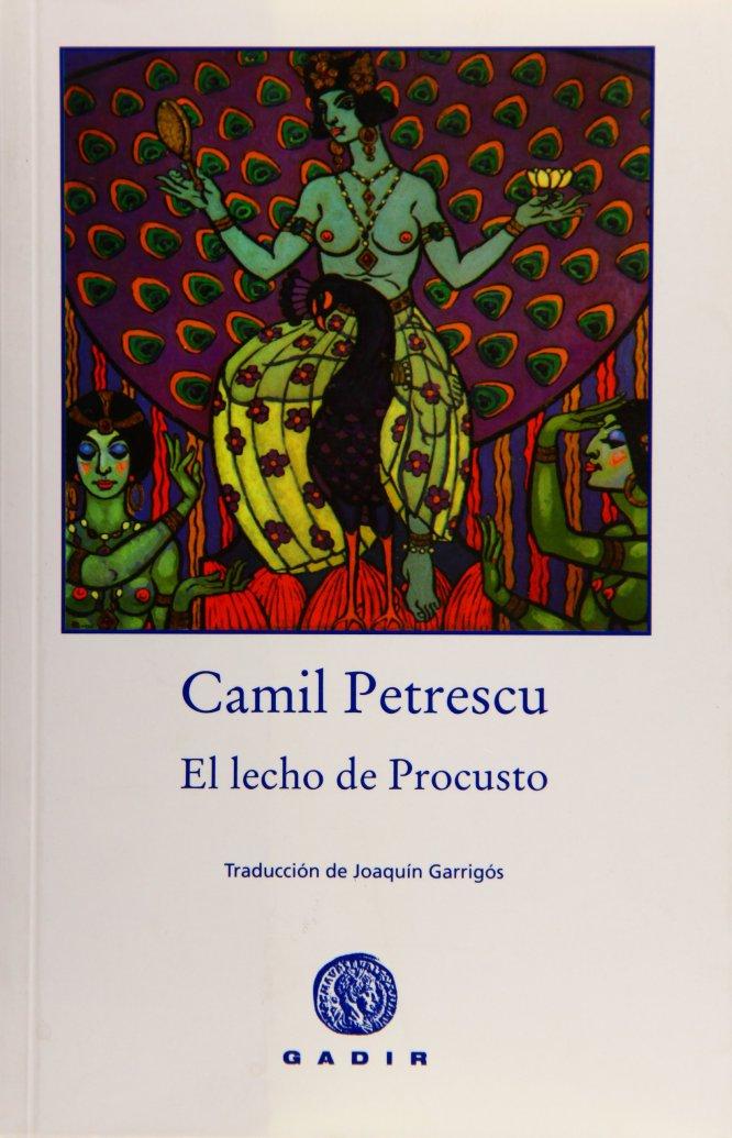 Una de las máximas figuras de las letras rumanas, Camil Petrescu, escritor y filósofo, está considerado el Proust rumano. Su prosa cultiva la autenticidad y la experiencia y se inscribe en la línea de renovación vanguardista iniciada por Gide o Stefan Zweig; línea que prima la intuición bergsoniana y la fenomenología husserliana del devenir interior. Continuación de 'Última noche de amor, primera noche de guerra' (Gadir, 2008), 'El lecho de Procusto' es una gran novela erótico-filosófica, con una elaborada técnica narrativa cargada de sensualidad. Está compuesta por un mosaico de memorias de cuatro personajes que conforman dos parejas simétricas y complementarias. Entre los cuatro encarnan distintas concepciones del amor. Sus peligrosas relaciones se proyectan sobre el fondo del momento histórico. La novela construye un drama humano múltiple (ético, social, psicológico, gnoseológico y metafísico), que se traduce en un drama del conocimiento imposible.