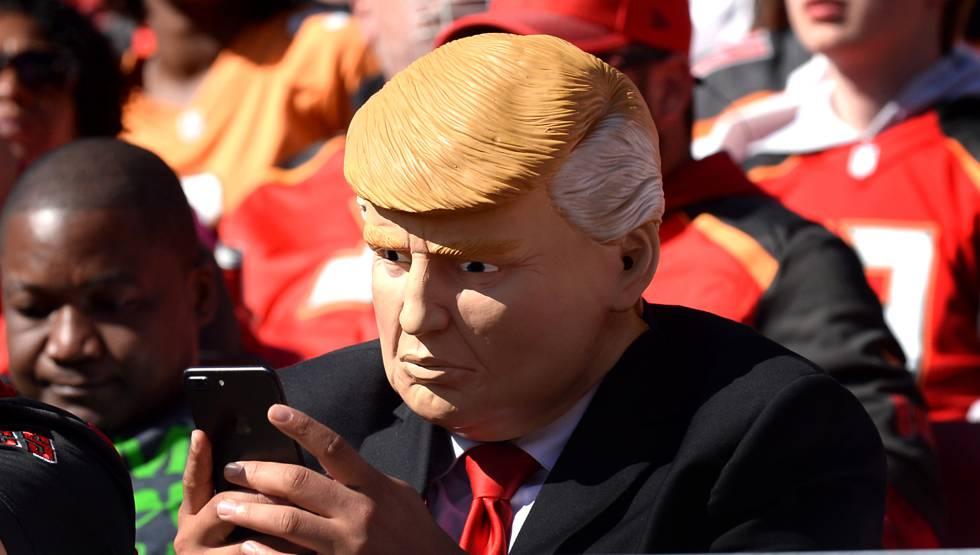 ¿Escribe Donald Trump sus propios tuits?