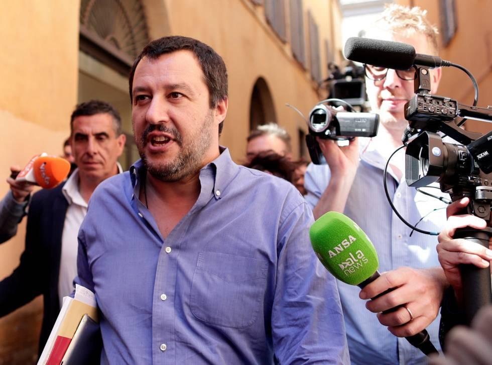 El terremoto italiano que sacude a la UE