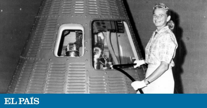 EE UU excluyó de la carrera espacial a mujeres que superaron a los hombres en las pruebas