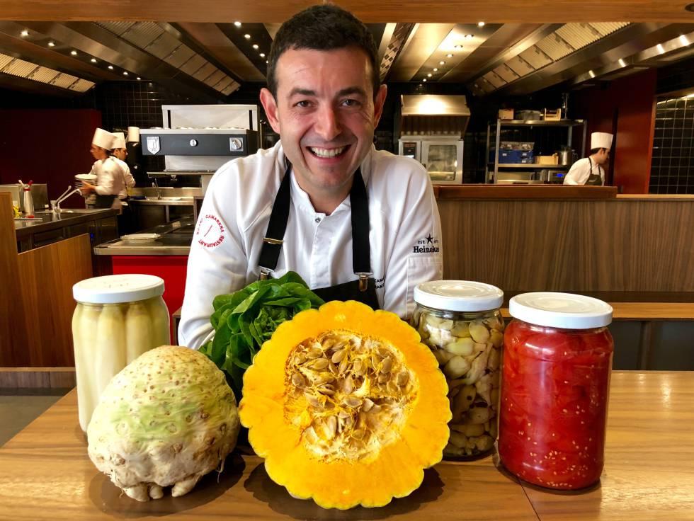 Beautiful Ricard Camarena, ¿debemos Redefinir La Cocina De Producto? | Blog  Gastronotas De Capel | EL PAÍS