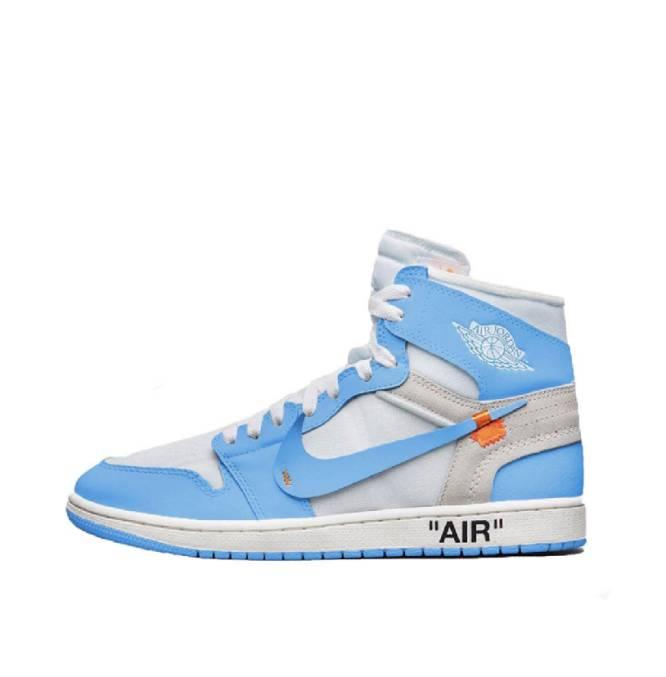 check out 37147 4bd4a Las Nike Air Jordan I Off White son el otro modelo indiscutiblemente más  deseado de la