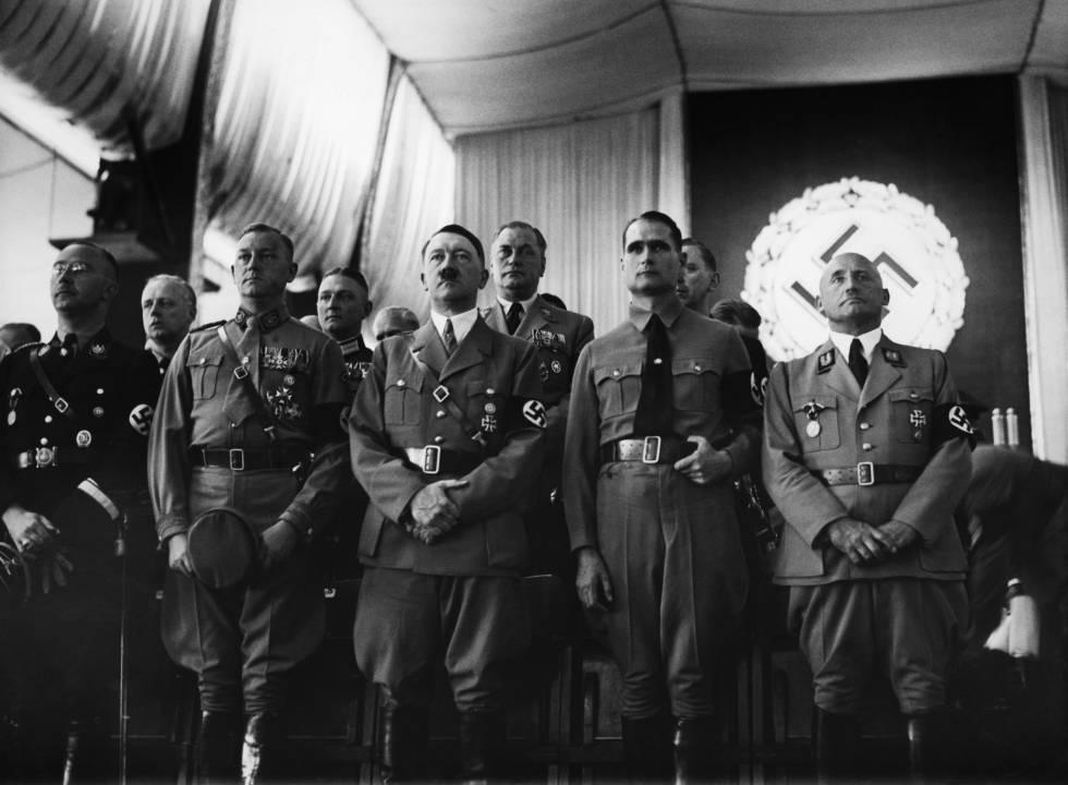 Rudolf Hess, comandante de Auschwitz, ¿cómo pudo hacerlo?