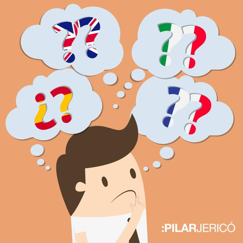 Para decidir con más frialdad piensa en otro idioma